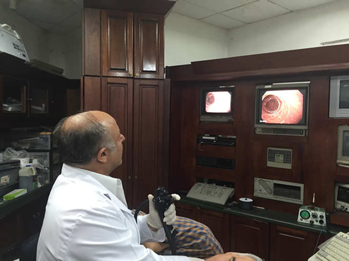 Endoscopia El Salvador